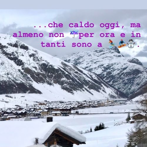 Willy ♥ shows Livigno